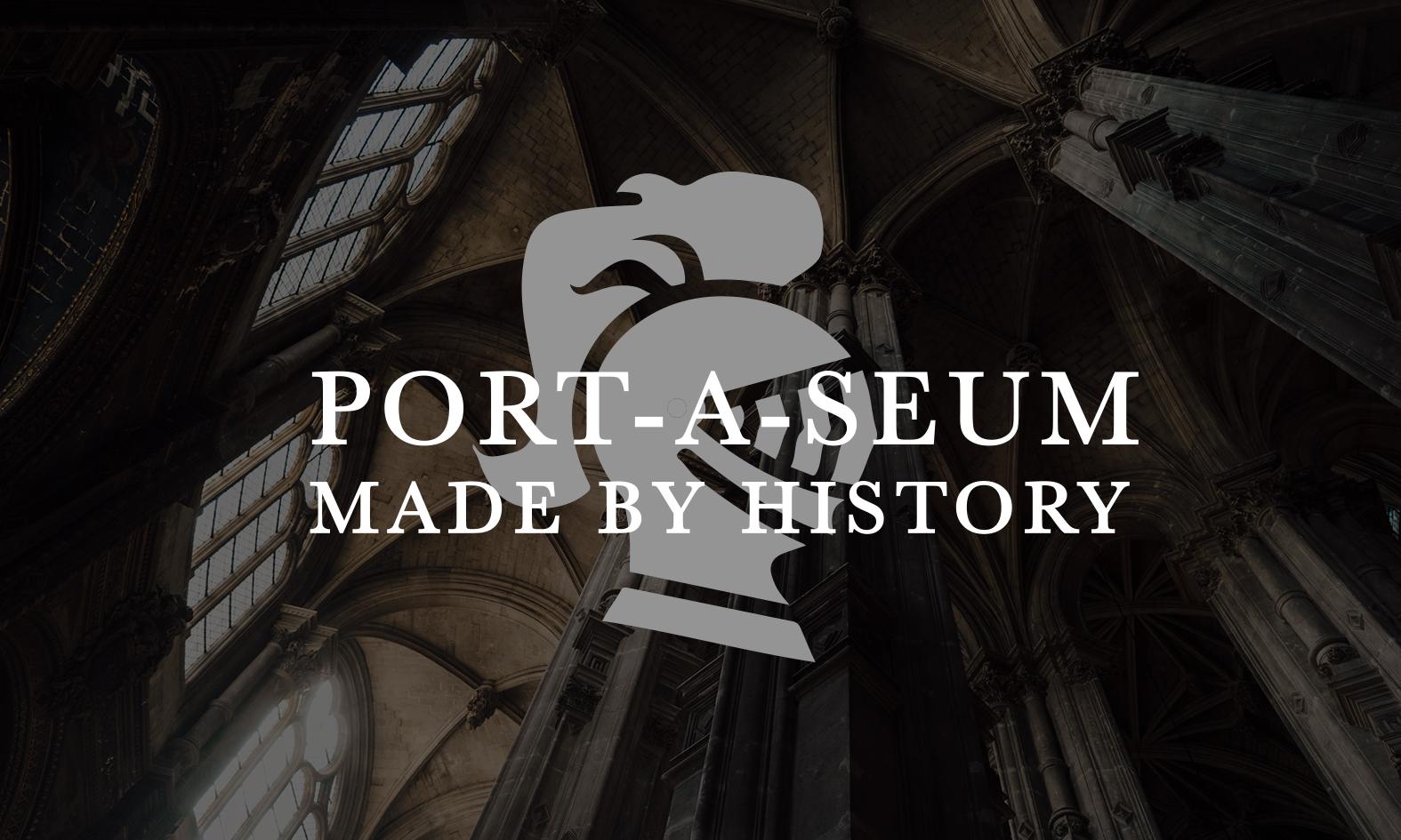 Port-a-seum: Made by history
